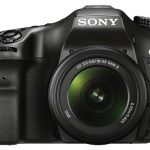 Sony A-68 A-Mount Digital Camera with 4D Focus